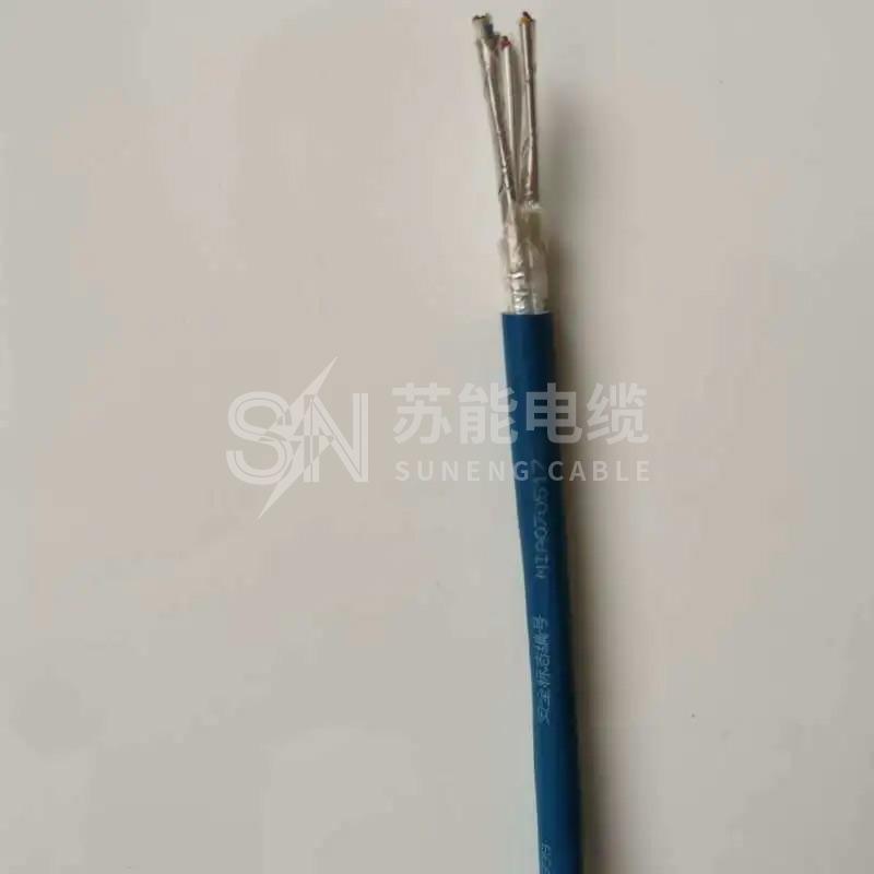 矿用通信信号电缆 MHYV