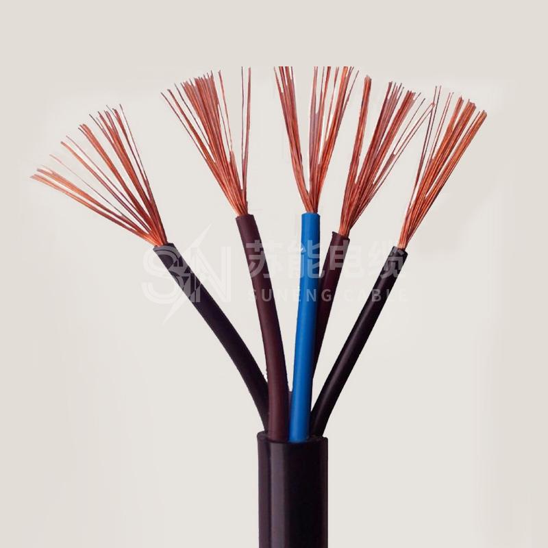 塑料绝缘控制电缆 KVVR