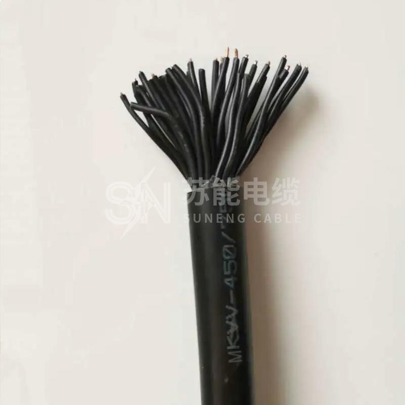 矿用控制电缆 MKVV